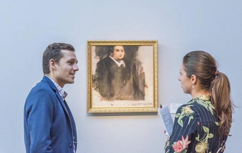 نقاشی کشیده شده توسط هوش مصنوعی با قیمت 432 هزار دلار فروخته شد
