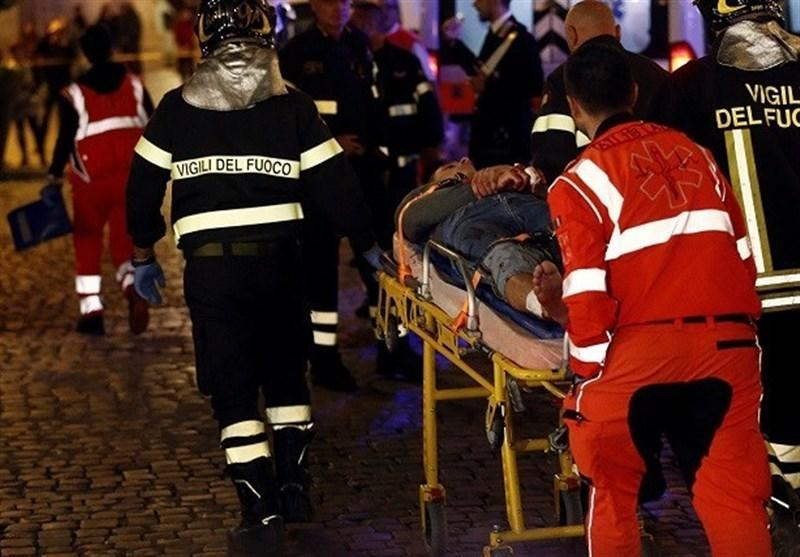 بازگشت آخرین بازمانده زخمی های زسکا از رم به مسکو