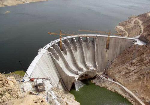 رهاسازی 120 هزار متر مکعب آب سد سلمان فارسی