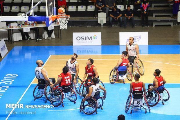 بسکتبال با ویلچر ایران کاندیدای کسب سکو در پارالمپیک است