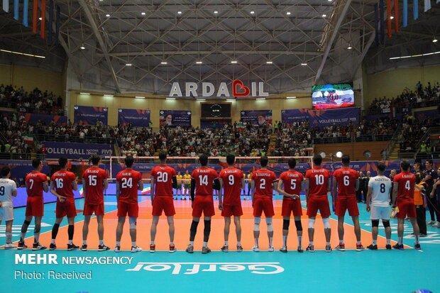 قدردانی هیات دولت از موفقیت تیم ملی ایران در لیگ ملت های والیبال
