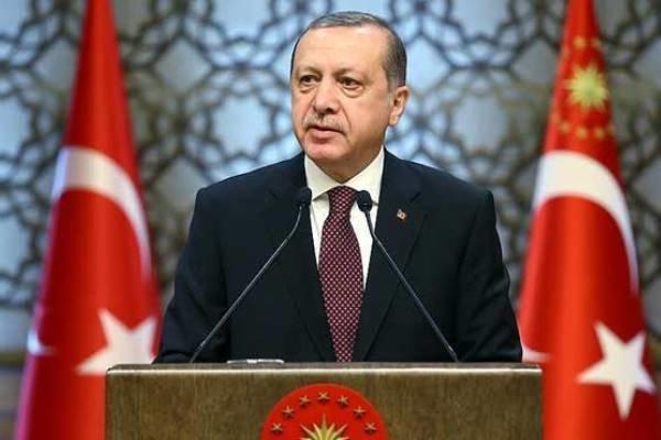 رئیس جمهور ترکیه خلیفه حفتر را دزد دریایی نامید