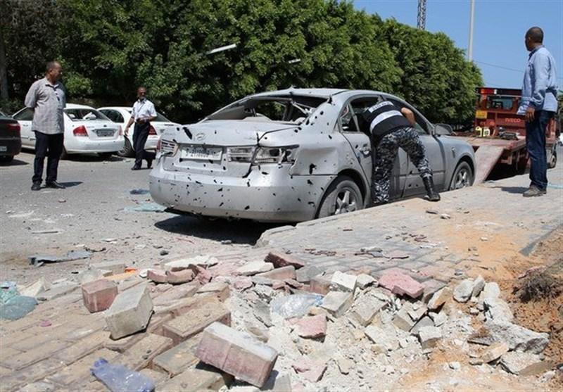 کشته شدن 4 غیرنظامی بر اثر حملات هوایی به طرابلس