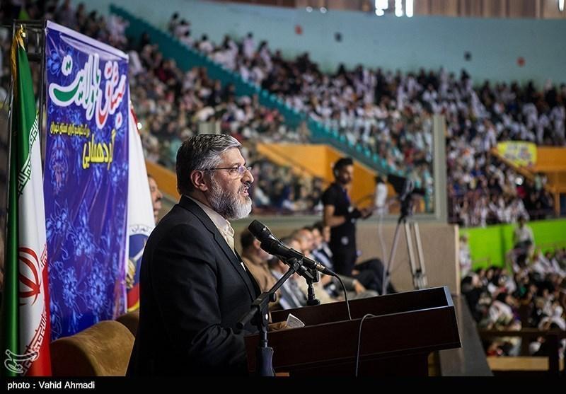 پولادگر: تکواندو فرزند برومند نظام مقدس جمهوری اسلامی است، شهدا قهرمانان ماندگار ایران هستند