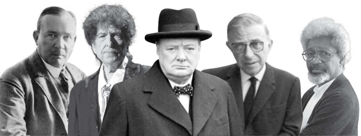 جالب ترین برنده های جایزه نوبل ادبیات