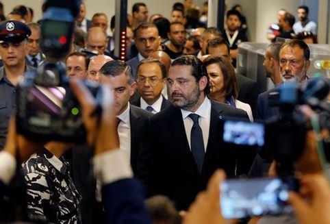 هدیه 16 میلیون دلاری حریری به مدل آفریقایی در بحبوحه بحران مالی لبنان