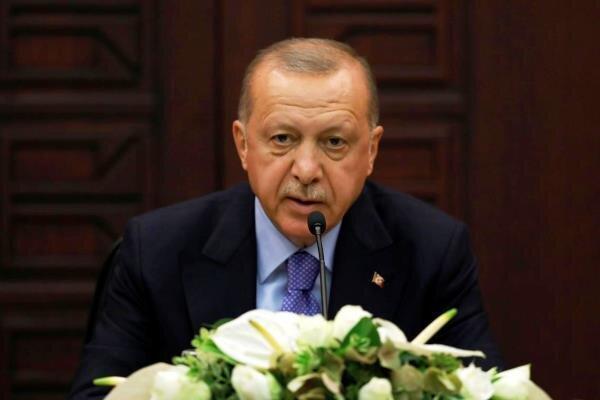 اردوغان تلفنی با پوتین گفتگو کرد
