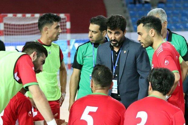 فرقی بین تیم قرقیزستان و برزیل نیست، عراق باید درس عبرت مان گردد