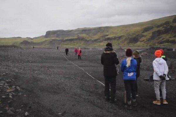 تحقیق میدانی دانش آموزان ایسلندی در مورد آب شدن یخچالهای قطبی