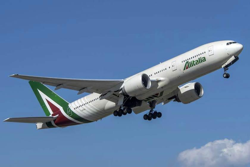 توقف پروازهای آلیتالیا به ایران از دیگر نتایج تحریم ها