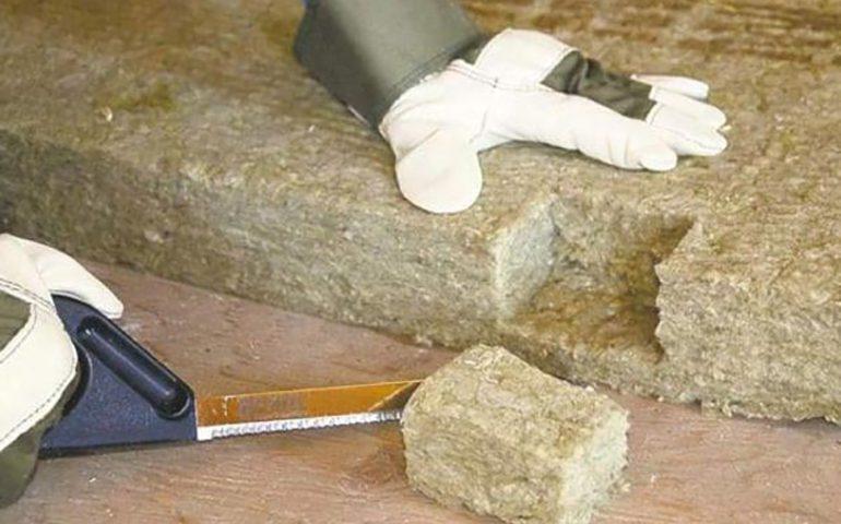 پشم سنگ، مناسب ترین نوع عایق