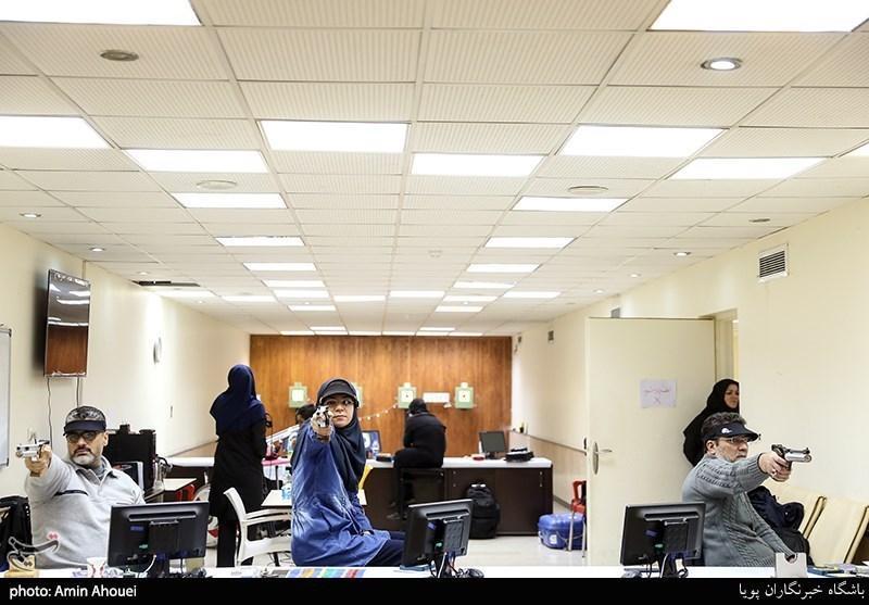 برگزاری هشتمین مرحله اردوی تیم ملی تیراندازی معلولان