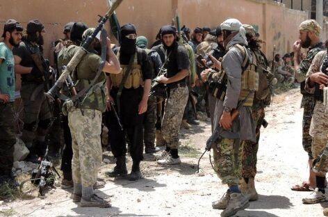 خبرنگاران حضور ده ها فرانسوی در بین تروریست های ادلب