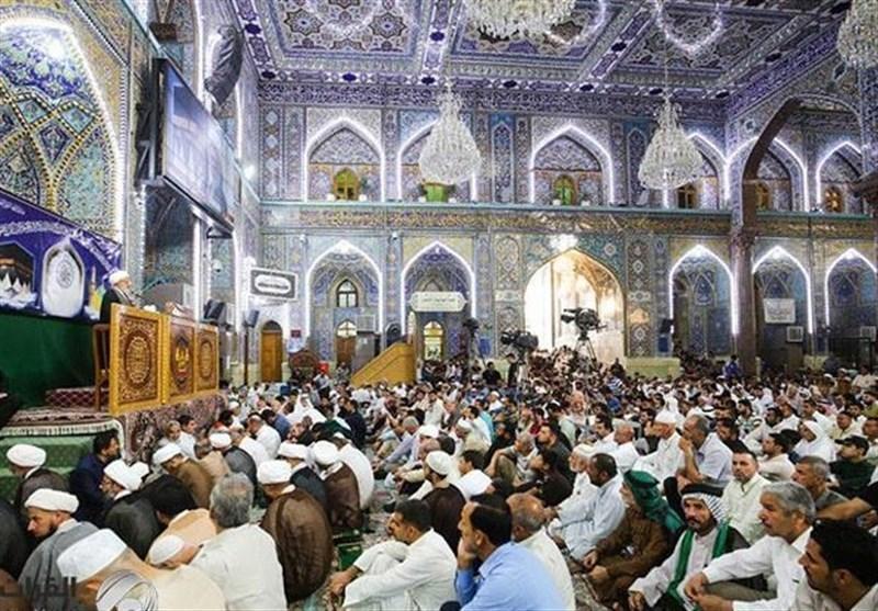 عراق، نماز جمعه این هفته کربلای معلی برگزار نمی شود