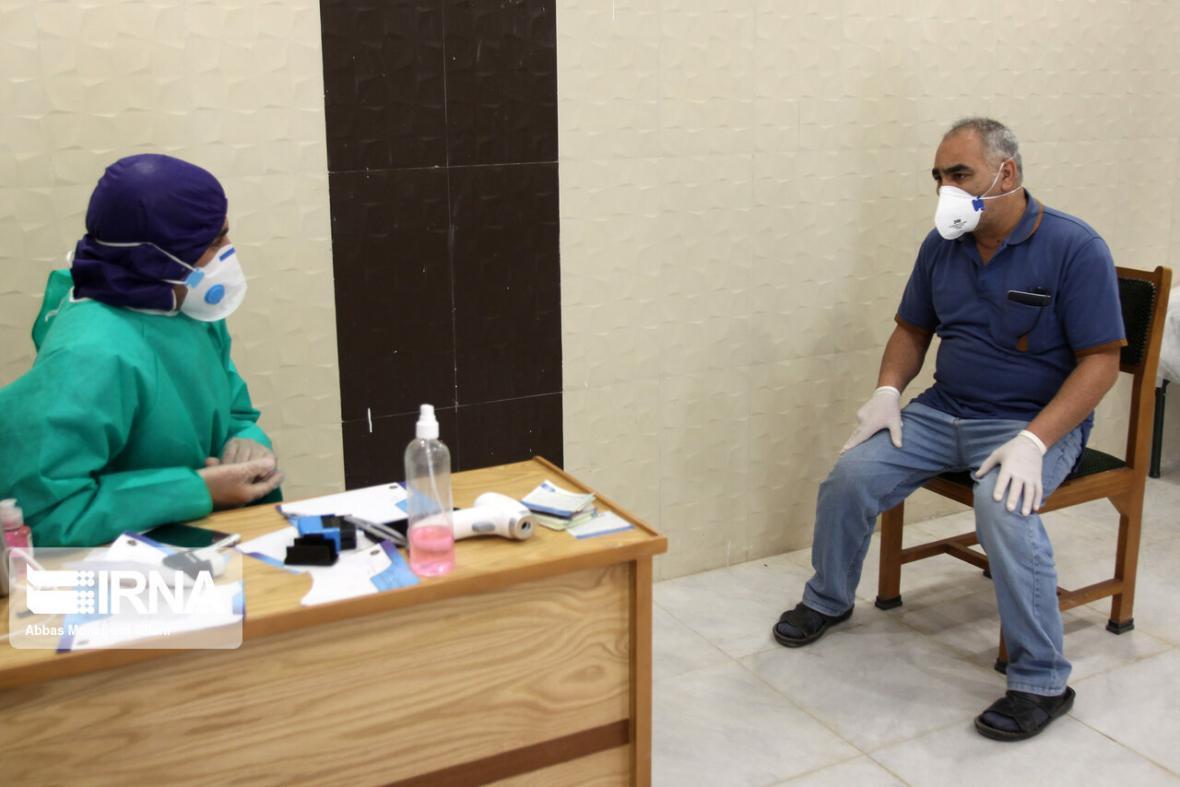 خبرنگاران چند نقاحتگاه برای بیماران کرونایی در شهریار ایجاد می گردد