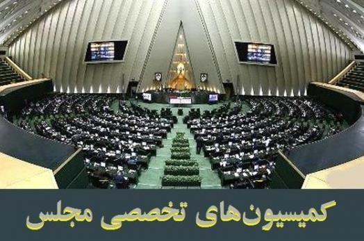 دوشنبه؛ زمان برگزاری نشست هیأت رئیسه با رؤسای کمیسیون های تخصصی مجلس