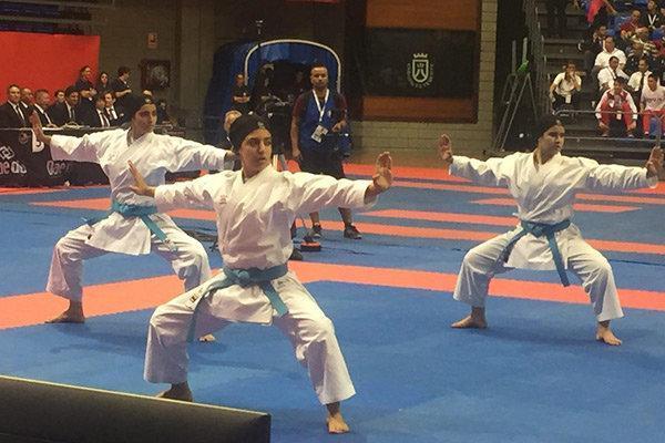 لیگ مجازی کاراته با حضور 135 تیم برگزار می گردد