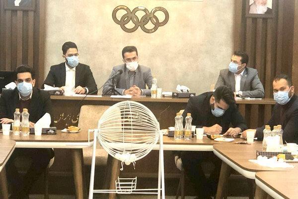 رقابت هشت تیم در سوپر کاراته، لیگ برتر با 23 تیم برگزار می گردد