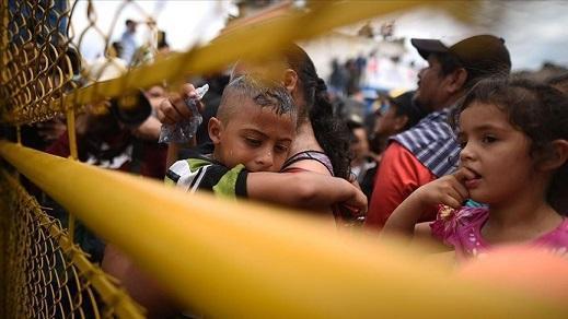 آمریکا 25 هزار پناهجو در مکزیک را خواهد پذیرفت